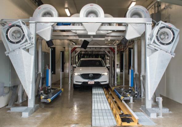 Conveyor Car Wash, Broadway Conveyor Car Wash