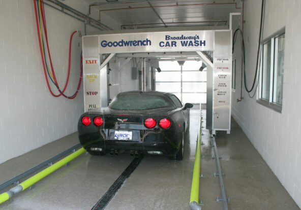 Touch Free Car Wash